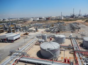Blog - Ashdod Oil Terminal Upgrade Contract