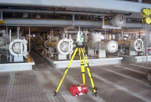 3B Laser scanning