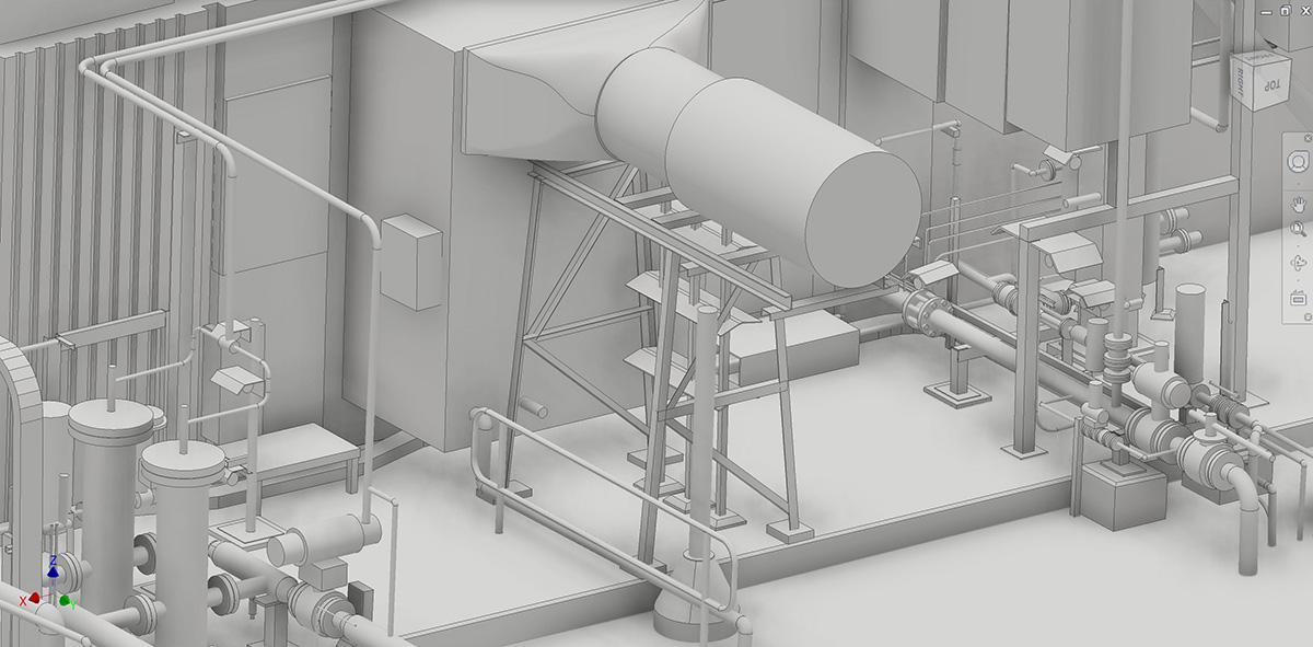 Modelling & Fabrication - Snowy Hydro