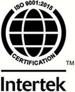Intertek ISO 9001 Quality Management Logo